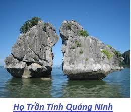Họ Trần Tỉnh Quảng Ninh