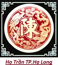 BCH họ Trần TP. Hạ Long cùng bà con họ Trần phường Bạch Đằng về thăm đền Mõ xã Ngũ Phúc huyện Kiến Thụy TP. Hải Phòng. Nơi thờ công chúa Trần Quỳnh Trân con gái vua Trần Thánh Tông.